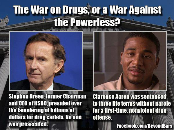 War on Drug or War on the Powerless?