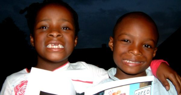 Did You Know 9 Year Old Nigerian Twins Were London's Youngest High School Students Ever Admitted