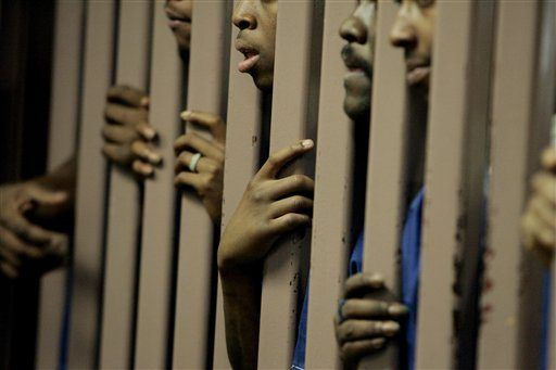 Incarceration rate for African-Americans now six times the national average