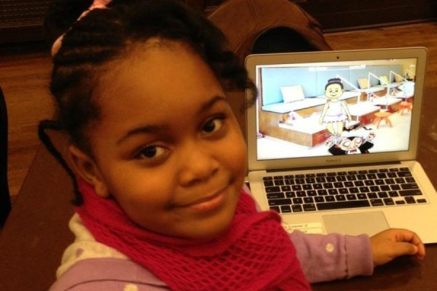 Youngest App Developer Ever? First-grader creates mobile app video game