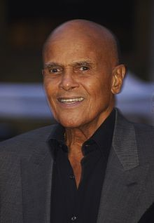 Harry Belafonte Ties White America to Gun Violence in African American Communities During Acceptance Speech