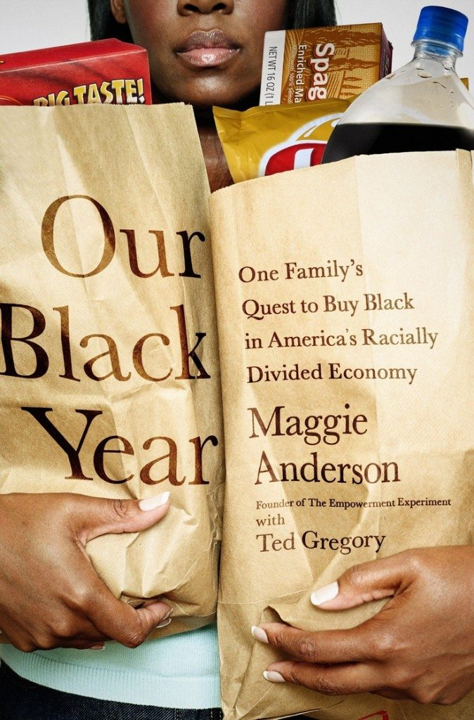 Maggie Anderson 'Buys Black' For One Year, Publishes Book On Experiment (VIDEO)