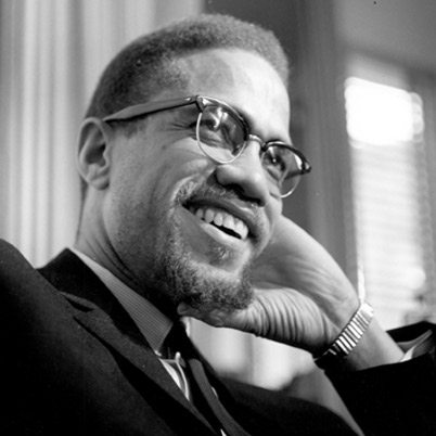 Malcolm X Exposes Media Manipulation And a Black Man comes to the defense of his oppressor