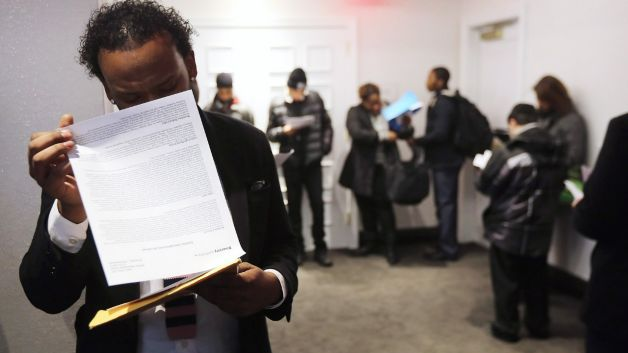 Black Unemployment Rate Slipped to 13.8 Percent in January