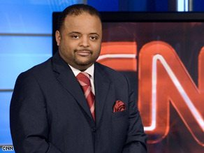 Roland Martin On CNN: White Male Executives 'Not Enamored' Of 'Strong, Confident Minorities'