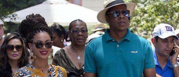 Republicans Demand Investigation Into Beyonce's Cuba Vacation
