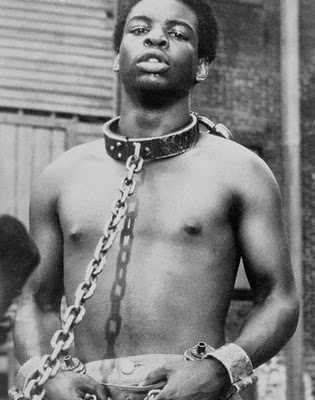 american slaves in chains African