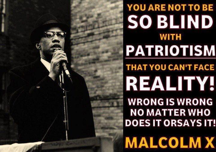 Black People Must Redefine Patriotism