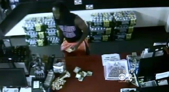 "Young Black Men ""Caught"" On Store Camera 6"