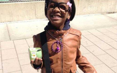 10-year-old Michigan girl makes name for herself as Detroit's youngest entrepreneur