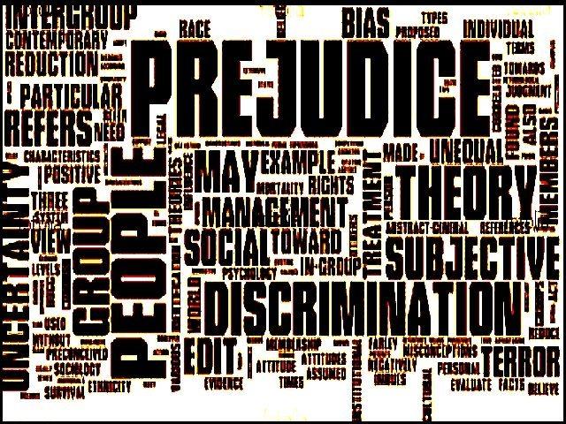 How often is prejudice mistaken for racism or racist intentions?