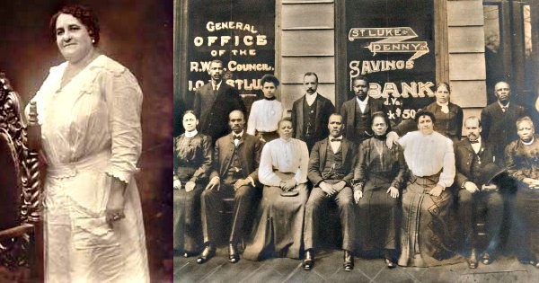 Did You Know The First Woman to Charter a Bank Was Black?