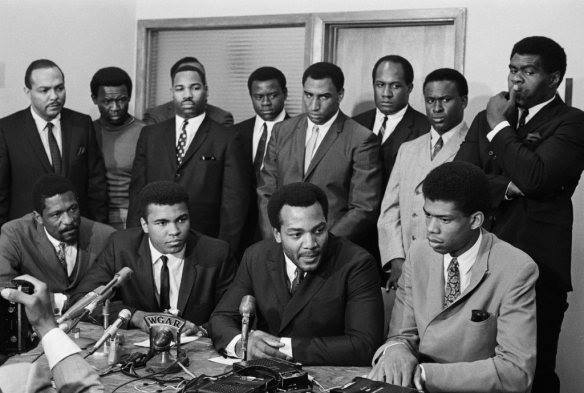 6 Reasons Black Athletes Will Never Be Activist Like Those Of The 1960s
