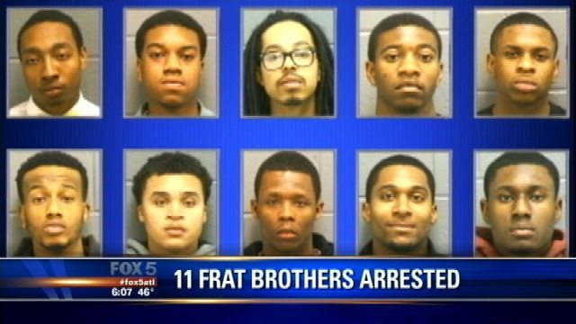 11 Kappas Arrested At UGA: Has The Time Come For Historically Black Fraternities To End Hazing?