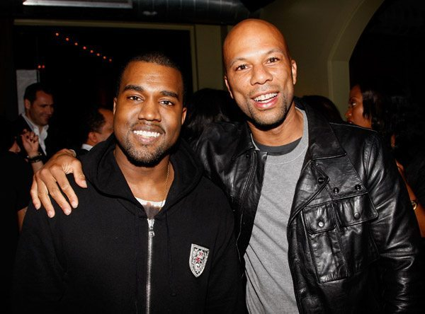 Hip Hop Cares: Common And Kanye West Join Forces To Create 20,000 Jobs For Chicago Youth