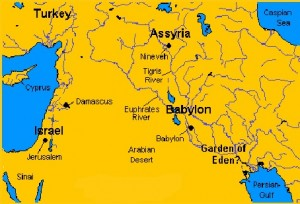 The Beginnings of the Semitic/Hebrew People
