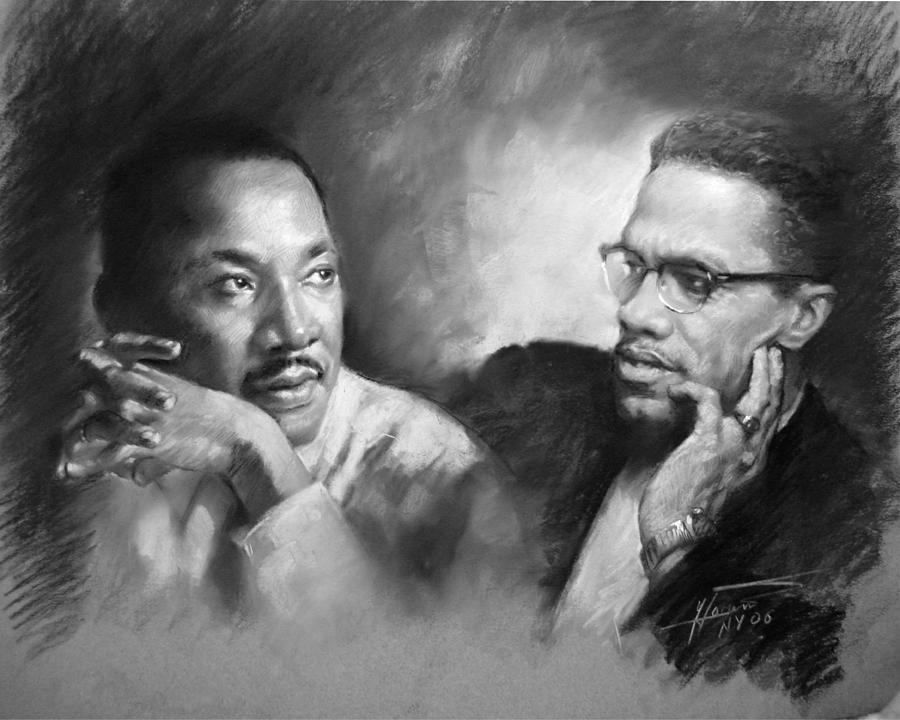 differences and similarities between malcolm x These two theories help reveal the similarities between the authors  only  malcolm x's autobiography seemed to offer something different.