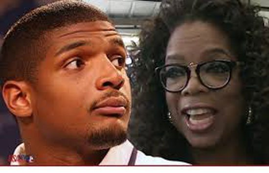 Oprah's Network, Michael Sam Documentary Follows First Gay NFL Player's Quest To Make The Rams