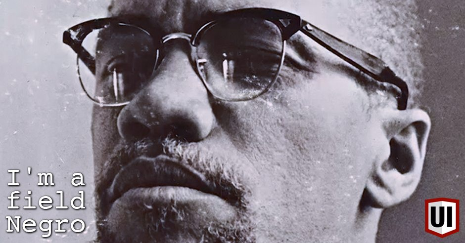 Malcolm X: The Field Negro & The House Negro (VIDEO)