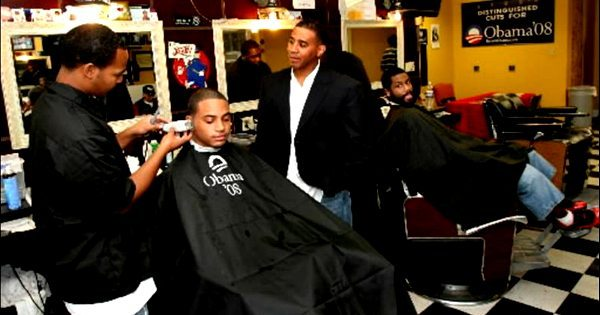 Barbershops, The Black Man's Country Club, In LA Get $8.5 Million Grant To Do Good In The Neighborhood