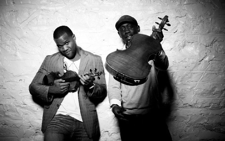 Black Violin: Dynamic Duo on Strings Finds Salvation in Music