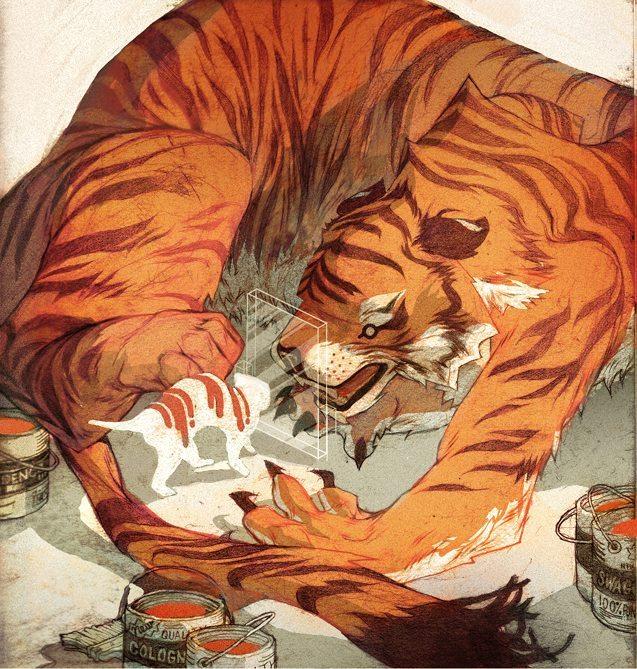 Paper Tiger - Contraomnes