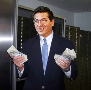 Why Daniel Snyder's Refusal Proves that Nothing's Changed