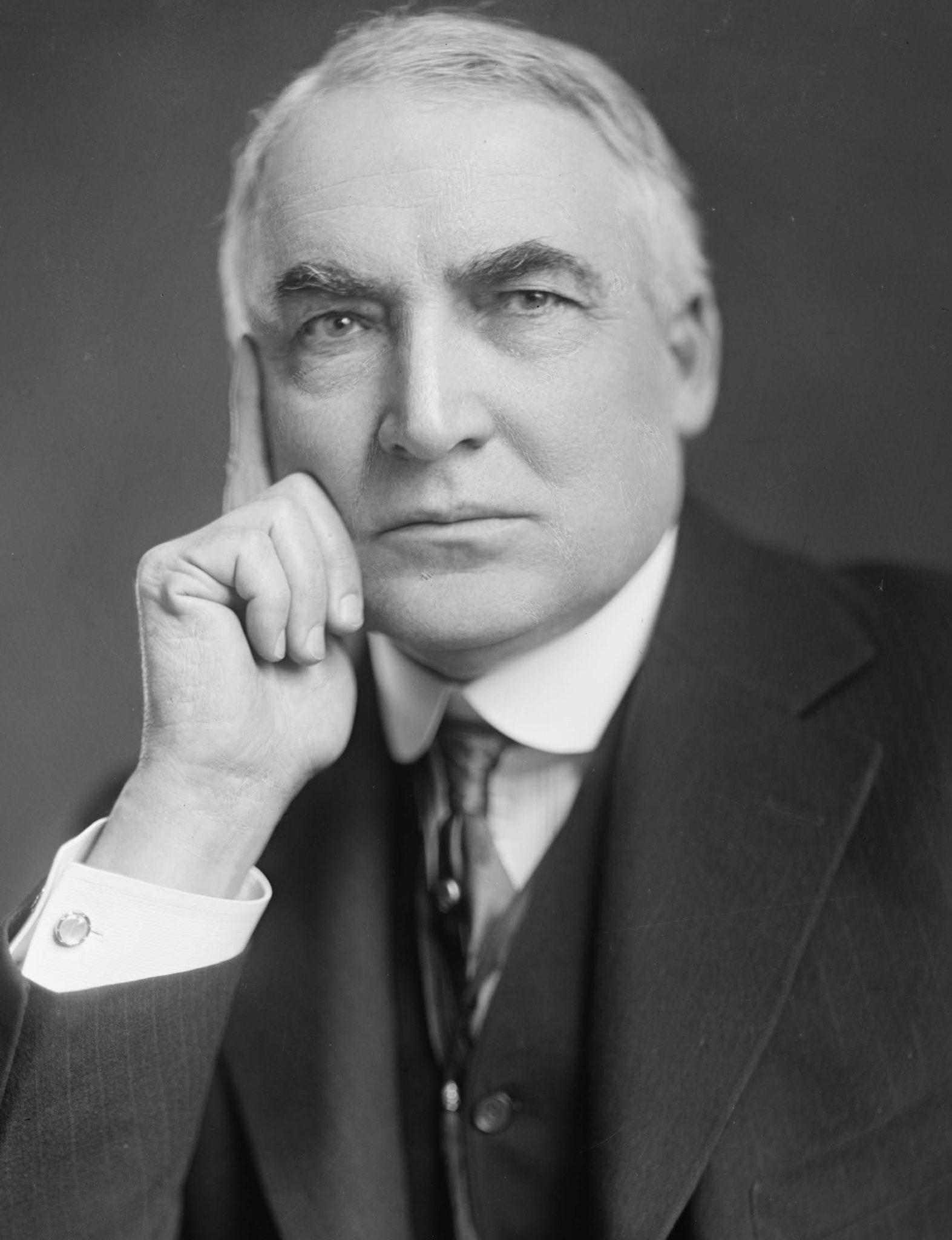 Warren-G-Harding
