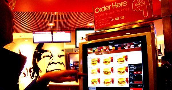 mcdonald u0026 39 s installs 7 000 touch screen cashiers