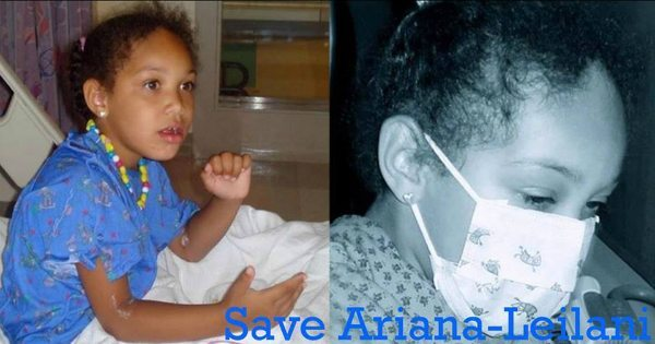 Black Child Paralyzed by DC Government: The Value of Black Life, Ariana - Leilani 2