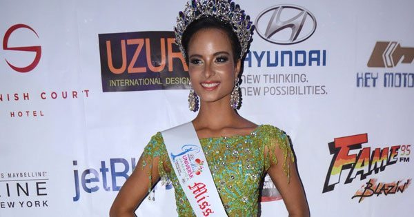 She Who Wears The Crown: 2014 Miss Universe Jamaica sparks debate on skin complexion