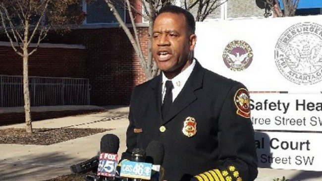 'I Was Fired Because of My Christian Faith' Says Former Atlanta Fire Chief