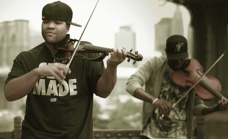 It Ain't Vivaldi: The soulful sounds of classical music brought to you by BLACK VIOLIN