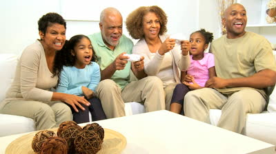 Video Games and the Black Family 3