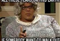 Madea Speaks...