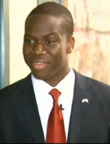 black student accepted to the Ivy Schools