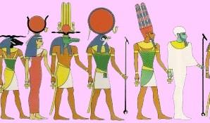Kemet deities