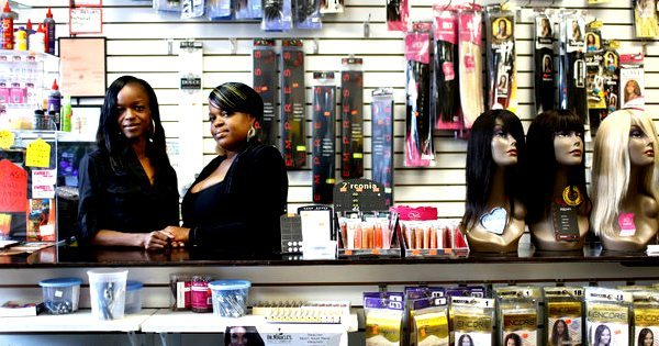 Taking back black hair care business brooklyn 39 s black for Adazl salon and beauty supply