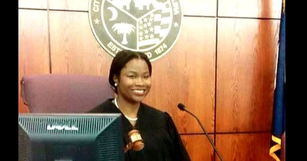 Youngest judge in easley sc at 25 years old urban intellectuals