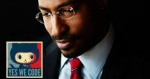 Yes We Code Van Jones