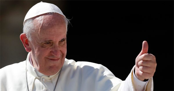 """Pope Francis Smacks Churches: """"If You Don't Help the Poor and Needy, then Pay Taxes Like a Business"""""""