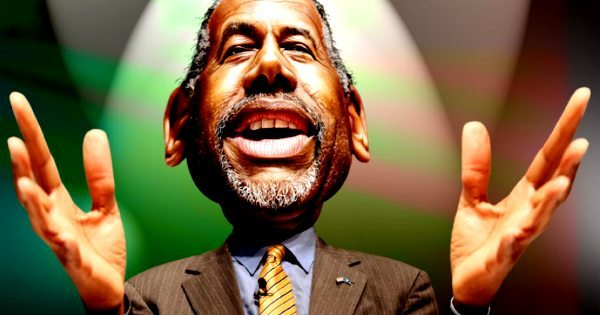 Ben Carson: How To Make a Mockery of Politics and Make A Butt Load of Money in 6 Easy Steps