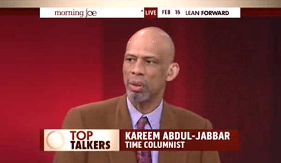 Kareem Abdul-Jabbar: If ISIS Represents Islam, Then The KKK Represents Christianity (VIDEO) 1