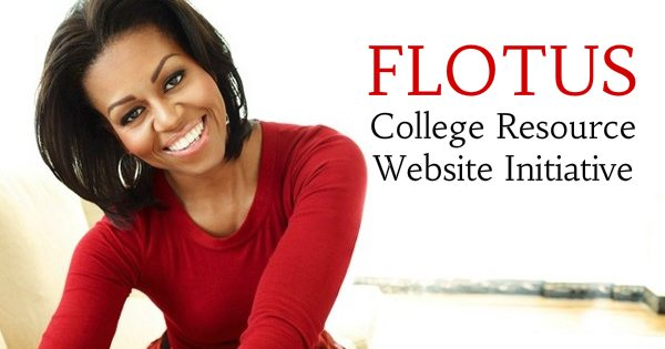 Michelle Obama Launches College Resource Website To Help With ACT, SAT, Scholarships & Financial Aid