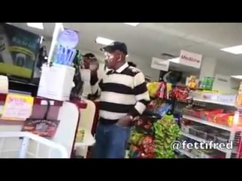 Elderly Black Man Checks Our Youth Over N Word Use