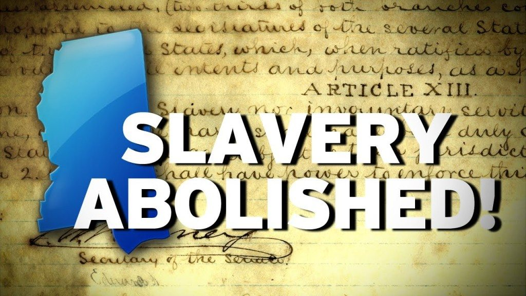 "Did You Know Mississippi Didn't Officially Abolishes Slavery Until 2013 Because of This ""Oversight""? 2"