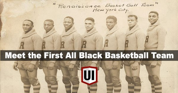 Did You Know This Was the First All Black Basketball Team & They Beat the Original Celtics?