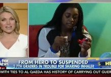 Two Texas Middle School Students Are SUSPENDED After One Shared Inhaler To Save The Other's Life!