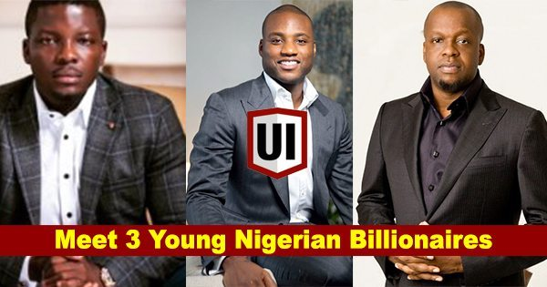 Meet 3 of Nigeria's Young Billionaire Entrepreneurs 1