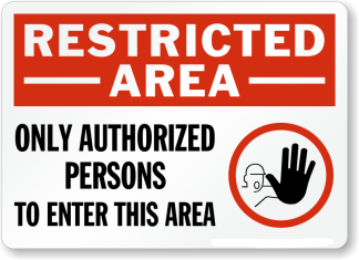 Who authorized you